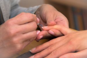 Manicure treatment - Hair and EBeauty Rooms, Chislehurst