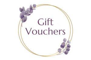 Gift Vouchers available for The Hair & Beauty Rooms Chislehurst